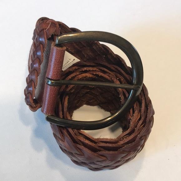 Express Accessories - Express leather belt